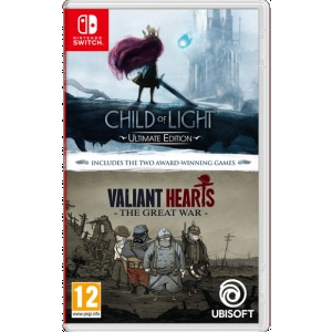 child of light and valiant hearts double pack