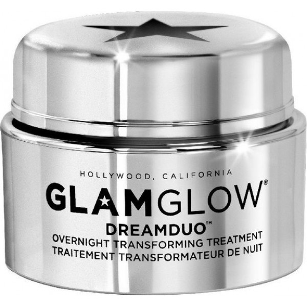 glamglow dreamduo overnight transforming treatment 20 ml