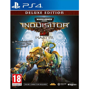 warhammer 40 000 inquisitor martyr deluxe edition