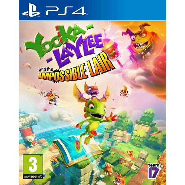 yooka laylee and impossible lair 1
