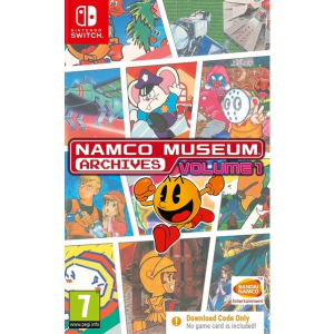Namco Museum Archives Volume 1 Nintendo Switch